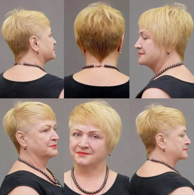 Стильні стрижки для жінок, яким за 40 (фото з різних ракурсів)