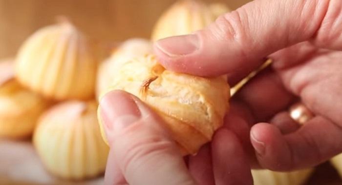 Ви здивуєтеся, як просто, і крем не потрібний. Солодке, заварне печиво: бюджетно і смачно