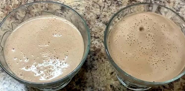 Правильний і корисний десерт зі смаком шоколадного морозива за копійки