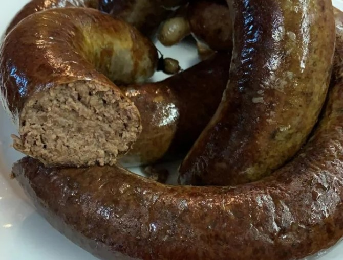 Як приготувати ліверну ковбасу вдома: ділюсь моїм рецептом