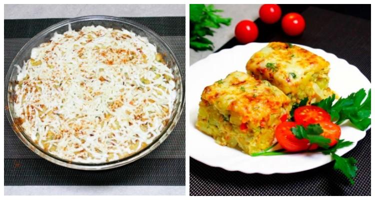 "Готую на вечерю капусту ""по-турецьки"": просту, смачну і ситну запіканку"
