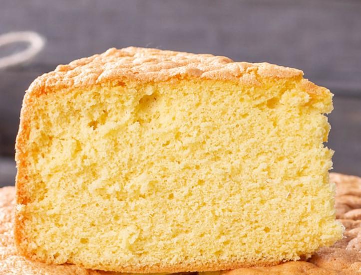 Мій улюблений пишний, м'який і зовсім не сухий бісквіт! Завжди використовую його для тортів