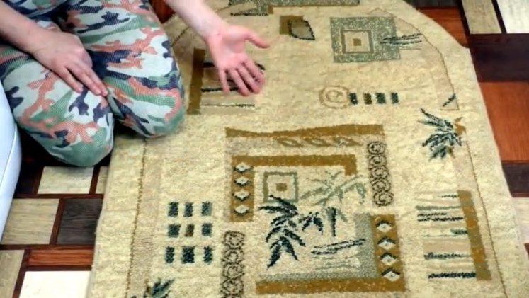 Як тільки навчилася приводити в порядок килим без хімчистки, за мною почав повторювати весь під'їзд