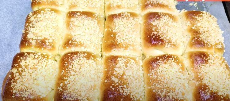 Мало хто знає цей рецепт булочок із сиром. Це найкраще тісто, яке я готувала