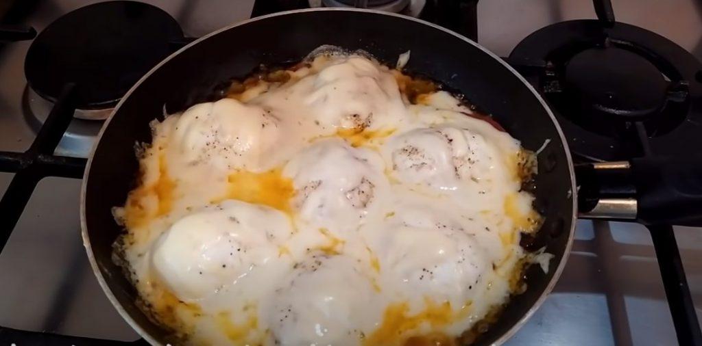 Такі смачні яйця я ще не їла! Простий, швидкий і смачний рецепт