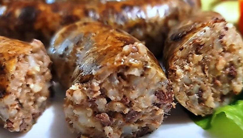 Та сама Закарпатська ковбаса Гурка. Неймовірна смакота