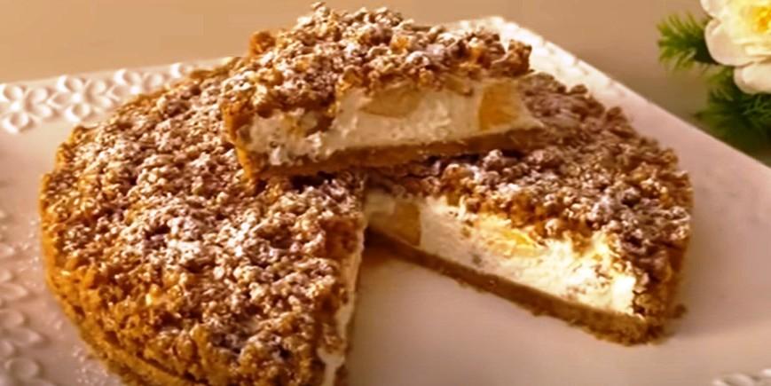 Торт без випічки готую за кілька хвилин. Вишуканий десерт: простий у приготуванні