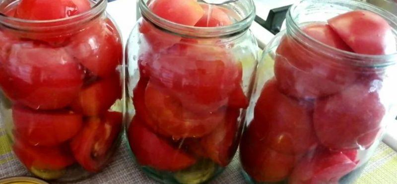 Заготівля маринованих помідорів на зиму. Який оцет краще використовувати: 9 або 6%