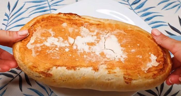 Рецепт швидкого і смачного хліба за 20 хвилин. У магазині хліб більше не купую